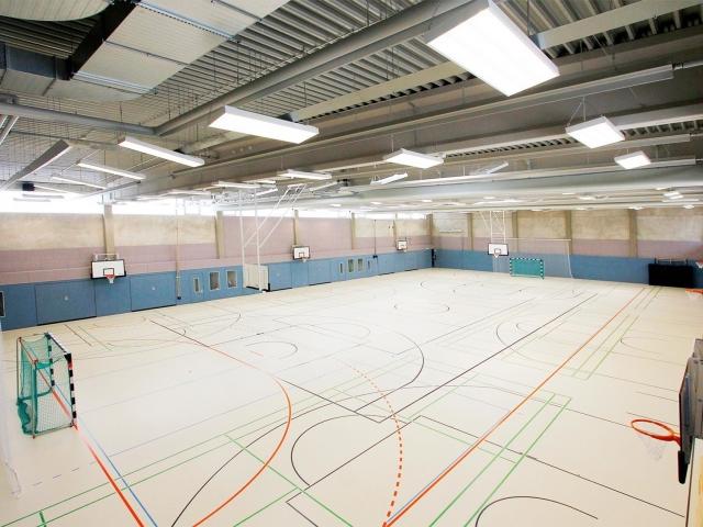 LHQ - Sporthalle